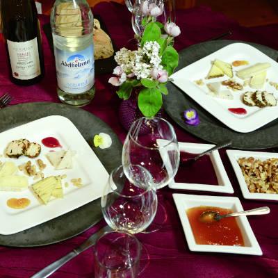 Weinverkostung und Käseverkostung in Cottbus
