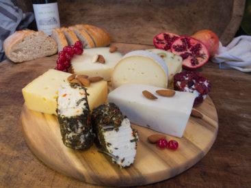 Käseplatten aus dem Käseparadies Cottbus